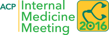 ACP Internal Medicine Meeting 2016