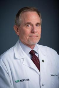 William A Curry, MD, MACP, ACP Governor