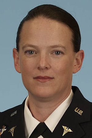 LTC Cristin A. Mount, MD, FACP, ACP Governor