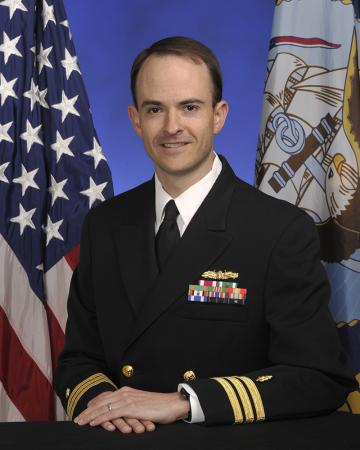 CDR Mark P Tschanz, DO, FACP, ACP Governor