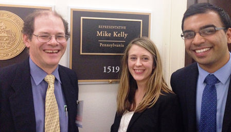 Meeting Congressman Mike Kelly