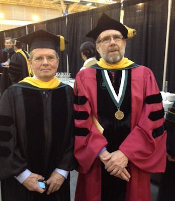 Drs. Rein and Corbett