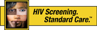 HIV Screening Standard Care