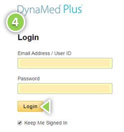 DynaMed Plus Mobile Login